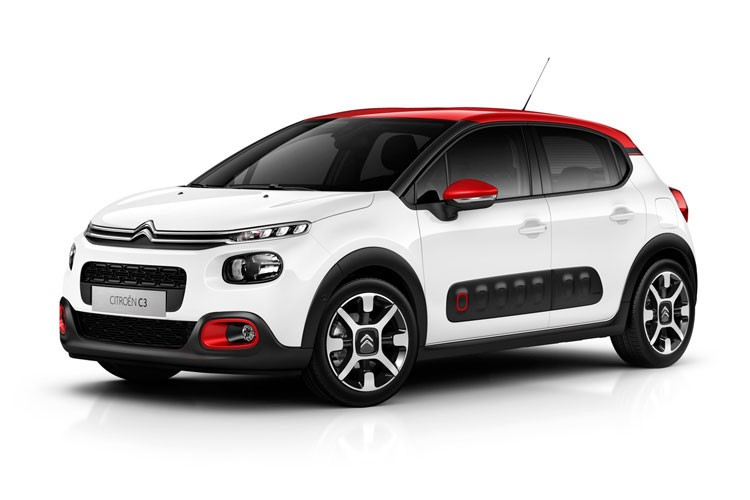 Citroen C3 Hatchback 5 Door Hatch 1.2 Puretech 68 Touch