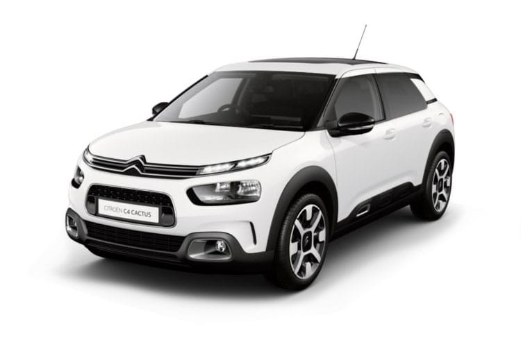Citroen C4 Cactus Hatchback 1.2 PureTech 110 Flair 6speed Start+Stop