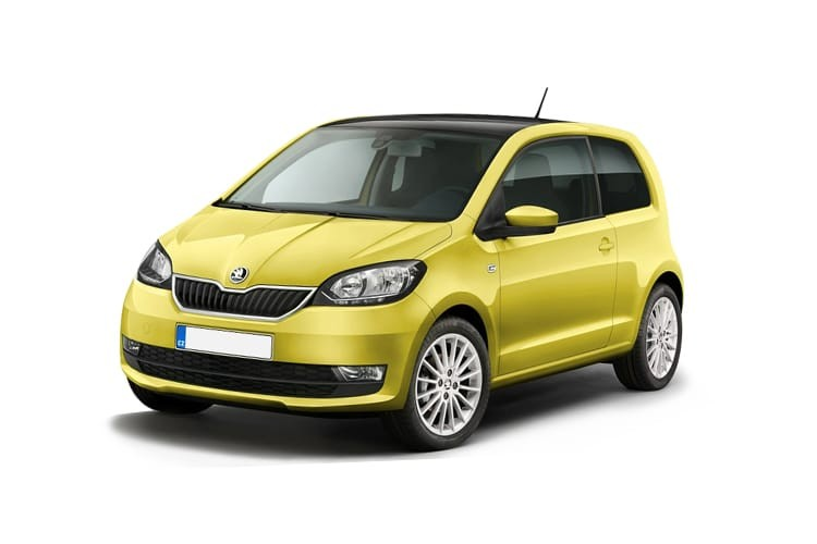 Skoda Citigo Hatchback 5 Door Hatch 1.0 MPI 60 S Greentech