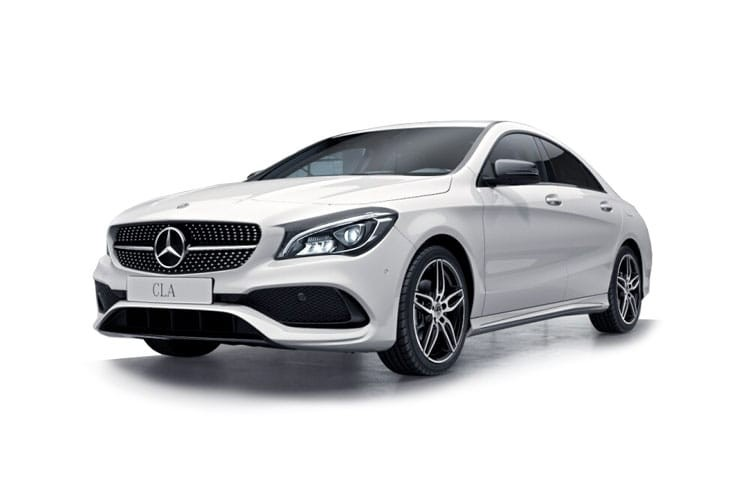 mercedes cla class saloon cla 180 coupe 1 6 amg line map pilot leasing deal from. Black Bedroom Furniture Sets. Home Design Ideas