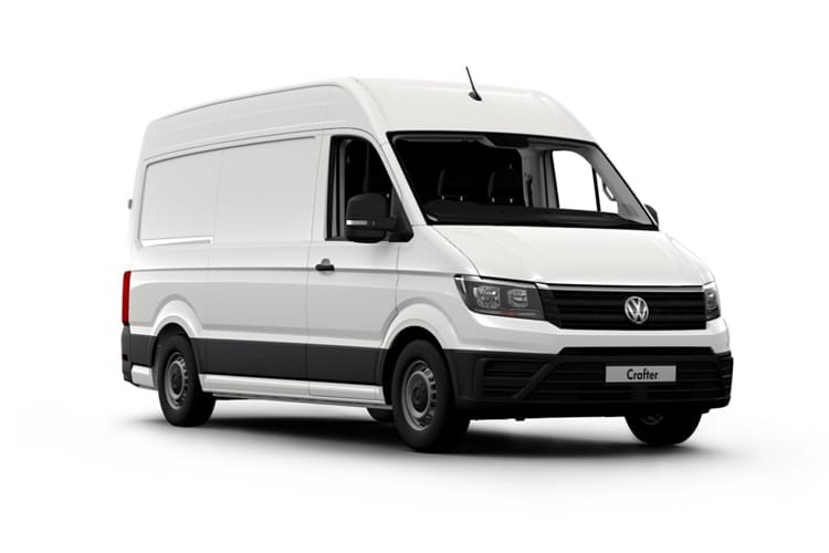 Volkswagen Crafter Van CR35 L3H3 P/Vn 2.0 TDI 102 Startline Business