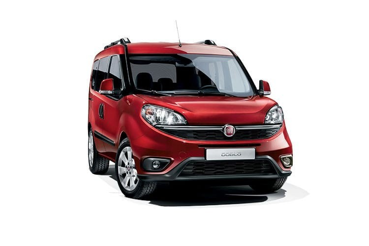 Fiat Doblo Estate 1.6 16V 120 Multijet Easy Family Eco Pack