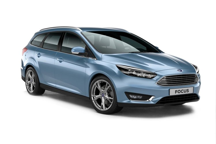 Ford Focus Estate 1.0L 100 Style EcoBoost