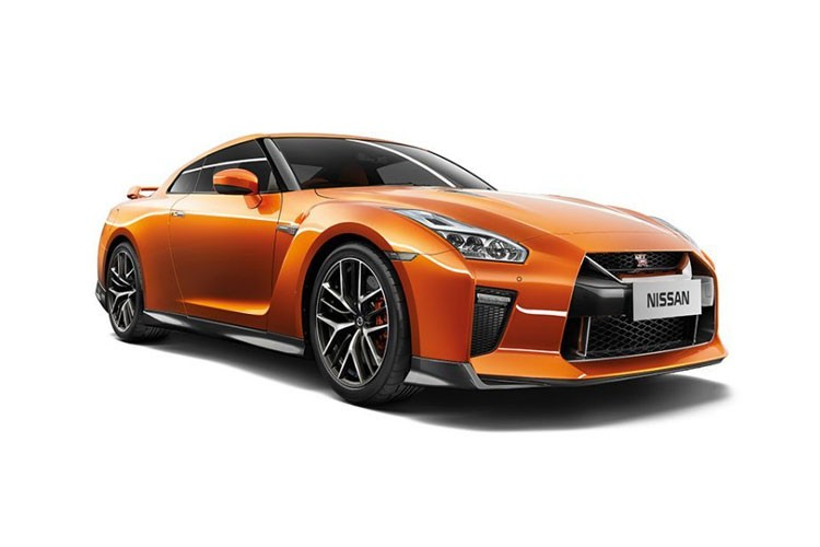 Nissan GT-R Coupe 2 Door 3.8 V6 Track Edition Auto