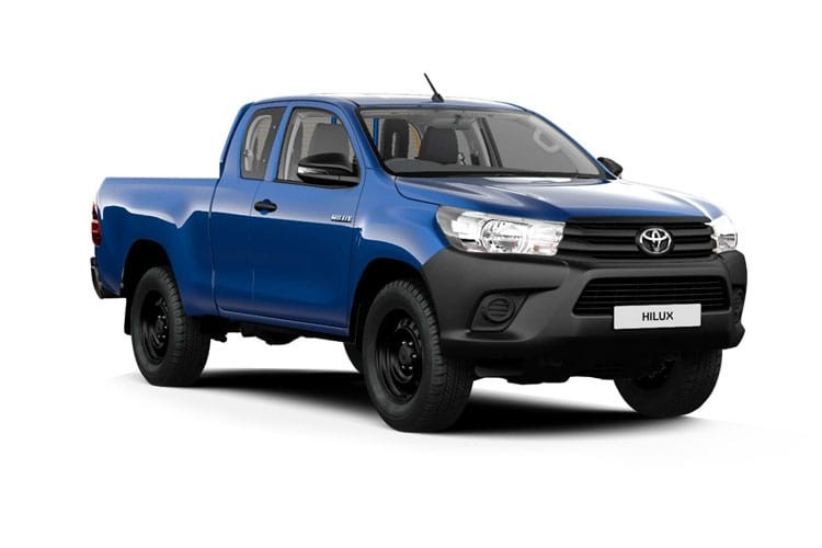 Toyota Hilux Pick-Up Extra Cab 3.2t 2.4 D-4D Active