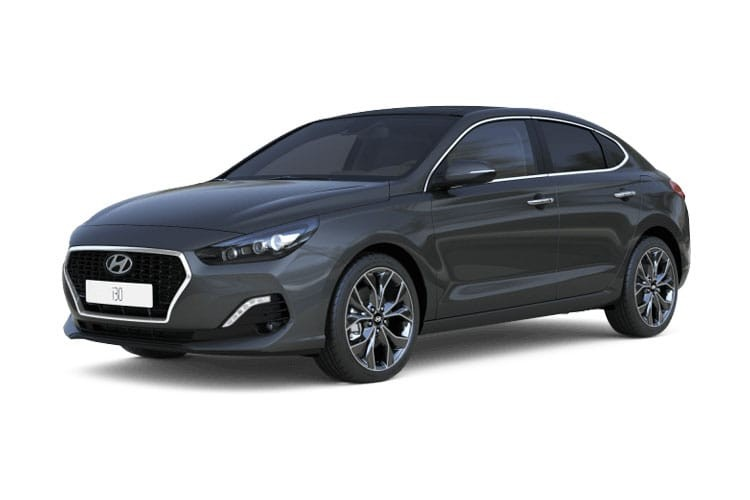 Hyundai i30 Hatchback 5 Door Fastback 1.0 T-GDi 120ps SE Nav