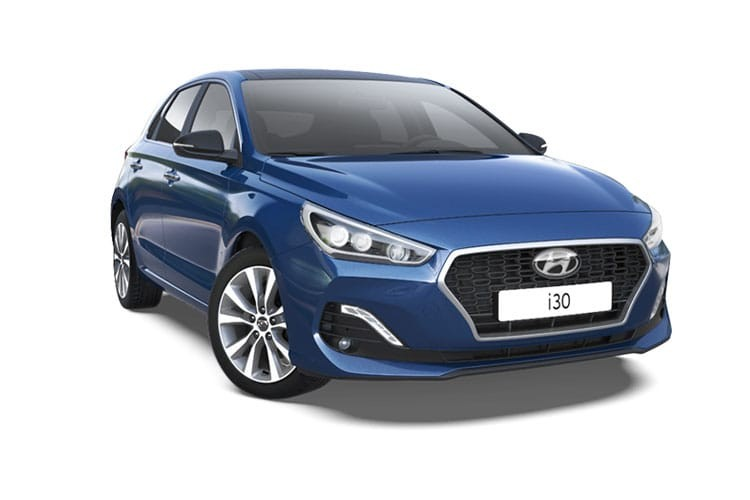 Hyundai i30 Hatchback 5 Door Hatch 1.0 T-GDi 120ps SE