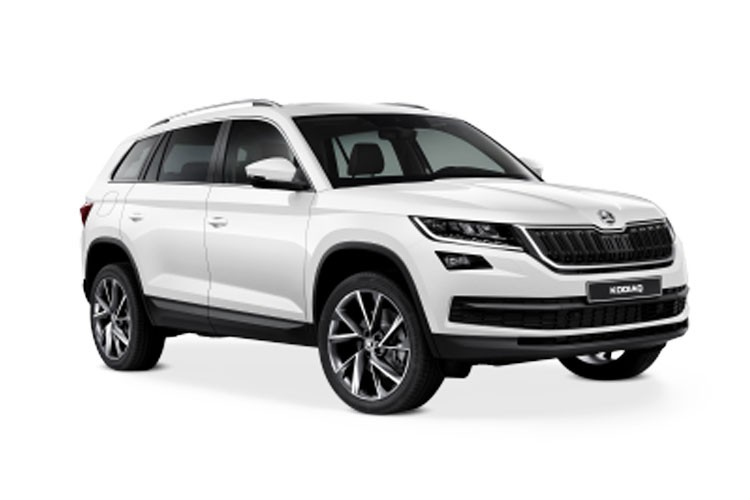 Skoda Kodiaq Estate 1.5 TSI 150ps Act SE 7SEAT DSG