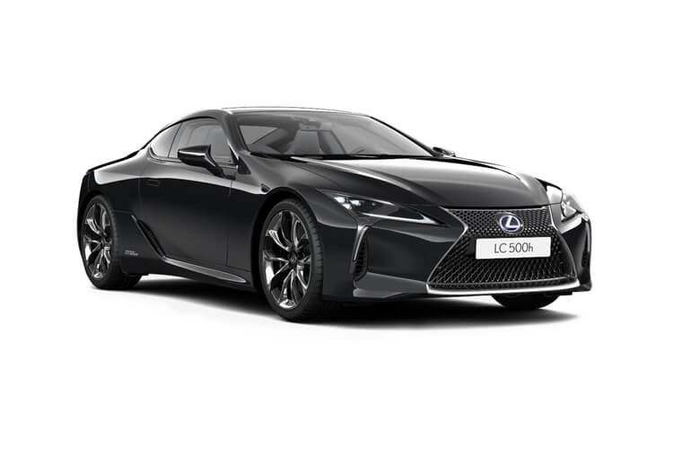 Exceptional Lexus LC Coupe 500 2 Door Coupe 5.0 477 Sport Pack Mark Levinson Auto
