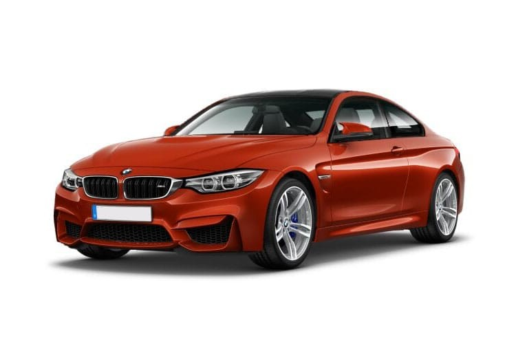 BMW M4 Coupe 2 Door 3.0 M Heritage Edition DCT
