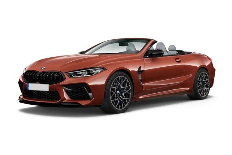 BMW M8 Convertible 2 Door 4.4 xDrive Competition Auto