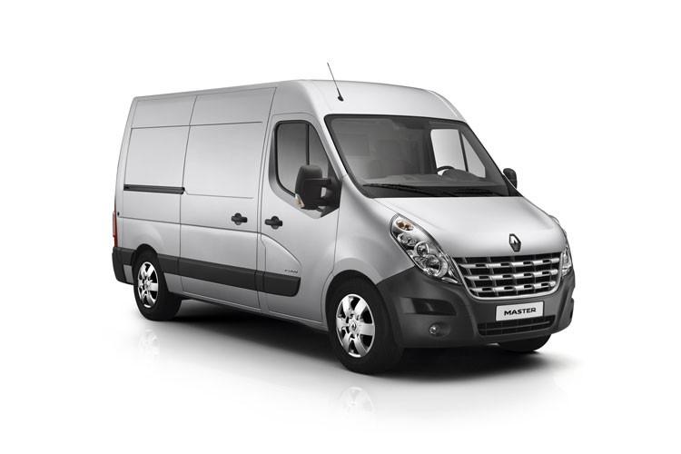 Renault Master Van FWD SM33dCi 110 Business