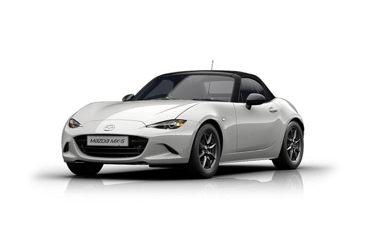Mazda MX 5 Convertible 2 Door Convertible 1.5 131ps Sport Nav