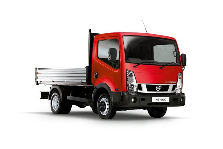 Nissan NT400 Cabstar MWB Double Cab Dropside 35.13 3.0dCi