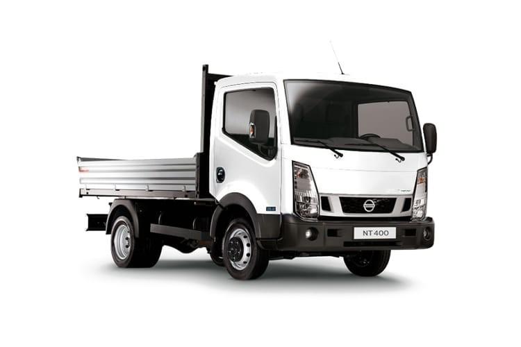 Nissan NT400 Cabstar MWB Tipper 35.13 3.0dCi