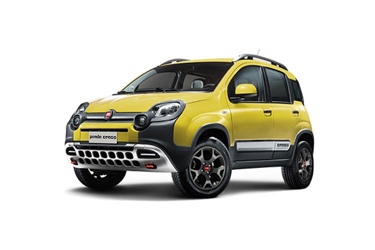Fiat Panda Cross 5 Door Hatch 0.9 90hp Twinair Waze 4X4