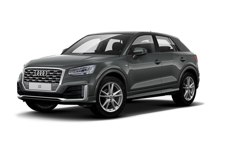Audi Q2 SUV 30 TFSI 116ps Black Edition