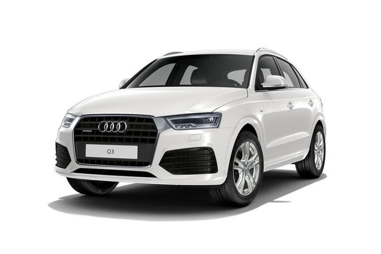 Audi Q3 SUV 2.0 TDI 150ps Black Edition