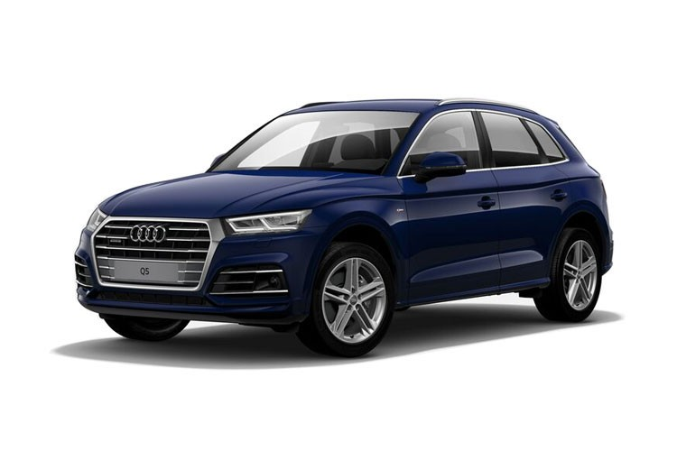 Audi Q5 SUV 40 TDI Quattro Black Edition Tech Pack S tronic