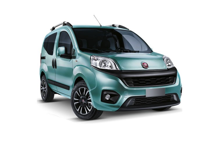 Fiat Qubo Estate 1.3 80hp Lounge Multijet Dualogic