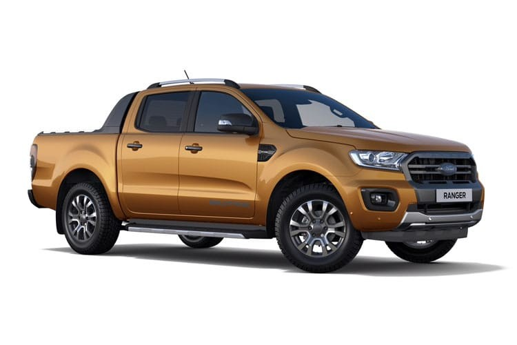 Ford Ranger Pick-Up Pick Up 2.0 EcoBlue 213 Double Cab Limited Auto 4X4