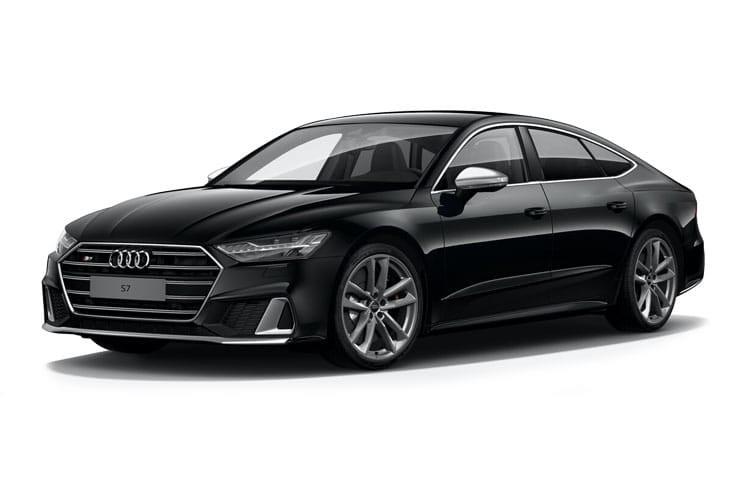 Audi A7 Sportback S7 TDI Quattro 349 Black Edition Comfort+Sound Pack Tiptronic
