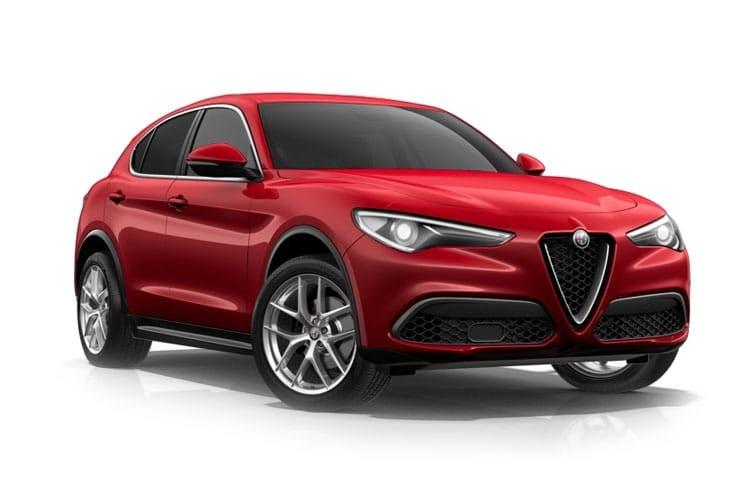 Alfa Romeo Stelvio Estate 2.0 Turbo 280hp Ti Auto AWD