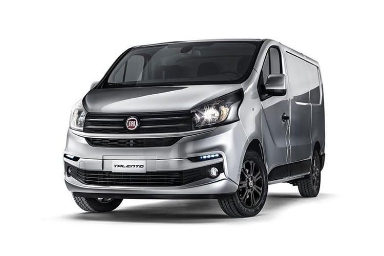 Fiat Talento Van SWB L1H1 10 2.0 Multijet Tecnico Start+Stop