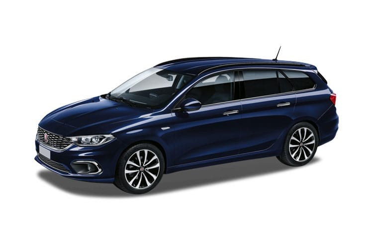 Fiat Tipo Station Wagon 5 Door SW 1.4 T-Jet 120hp Mirror