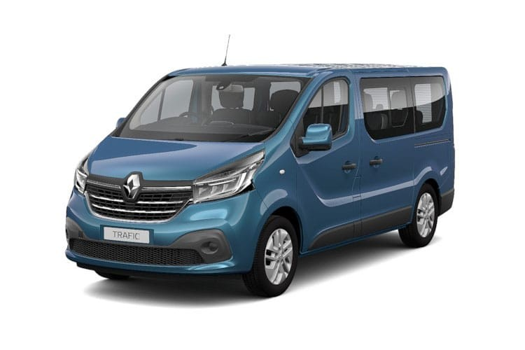 Renault Trafic Van Minibus 9Seat SL28 dCi 145 Energy Business Auto