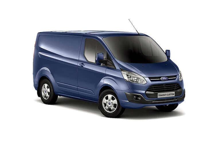 ford transit custom van 300l1 2 0tdci 105ps trend leasing. Black Bedroom Furniture Sets. Home Design Ideas