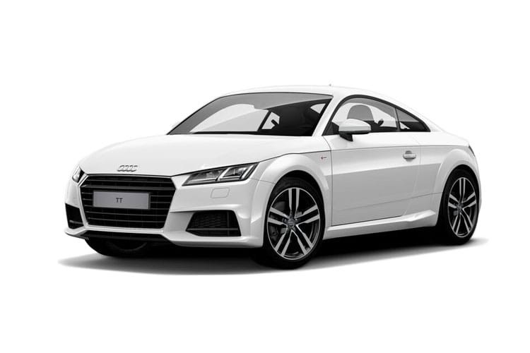 Audi TT Coupe 45 TFSI 245ps Quattro 20 Years S tronic