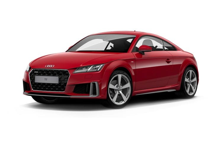 Audi TT Coupe 45 TFSI 245ps Quattro Black Edition S tronic