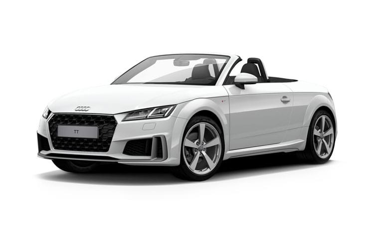 Audi TT Roadster 45 TFSI 245PS Black Edition Tech Pack
