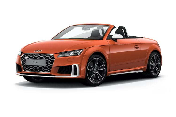Audi TT Roadster S 306ps Quattro Black Edition S tronic