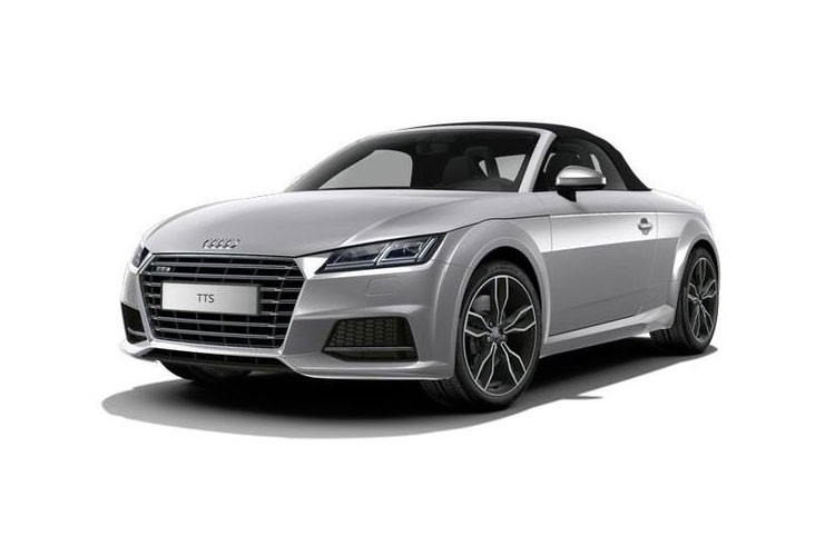 Audi TT Roadster Roadster 2.0 TFSI 230ps Black Edition
