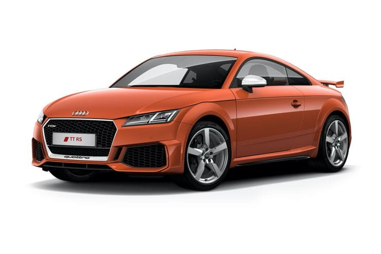 Audi TT RS Coupe RS 400ps Quattro S Tronic