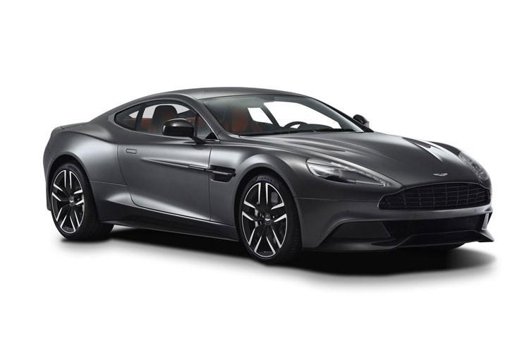 Aston Martin Vanquish Coupe Coupe 6.0 2+2 Touchtronic Auto