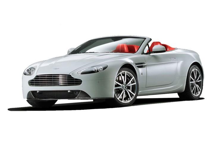 Aston Martin Vantage Roadster 2 Door Roadster 6.0 V12 S Sportshift III