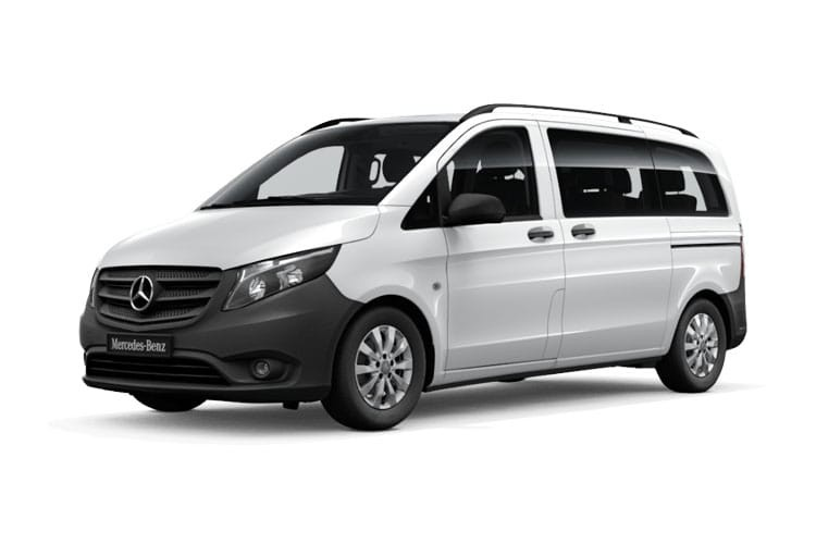Mercedes Vito Van Tourer Pro 114 CDI 2.1 Extra Long
