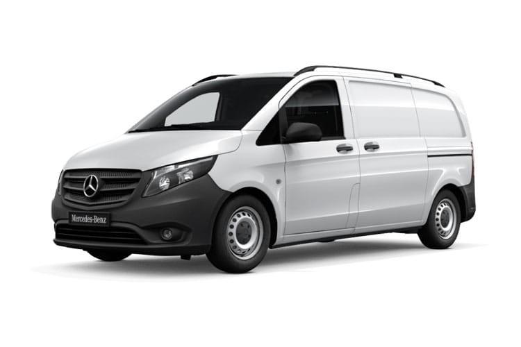 Mercedes Vito Van L2 114 CDI 2.1 Pure RWD