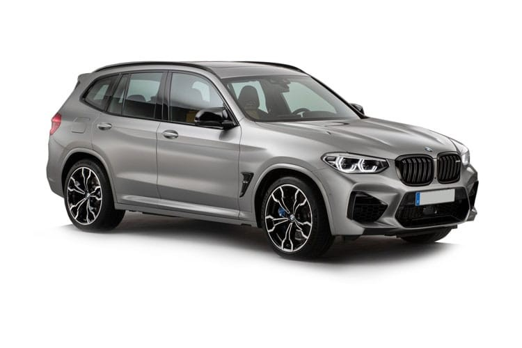 BMW X3 SUV 5 Door M Competition Auto