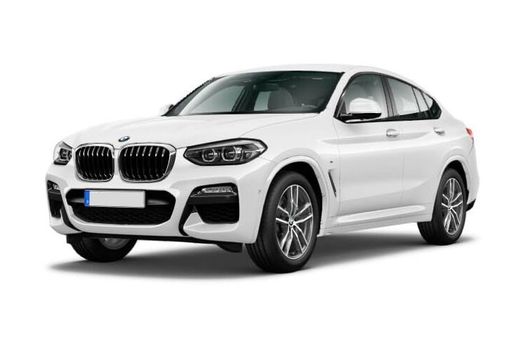 BMW X4 SUV 5 Door xDrive30d M Sport Plus Pack Auto G02