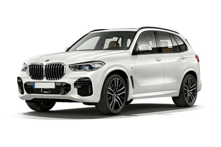 BMW X5 SUV 5 Door xDrive30d M Sport 7Seat