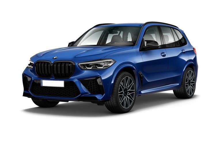 BMW X5M SUV X5 M 5 Door 4.4 xDrive V8 Competition Ultimate Pck Auto