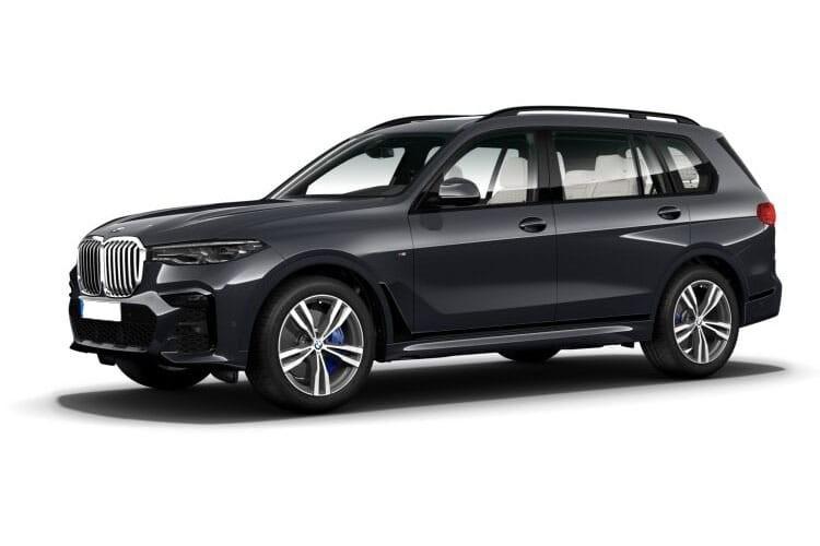 BMW X7 SUV 5 Door M50d