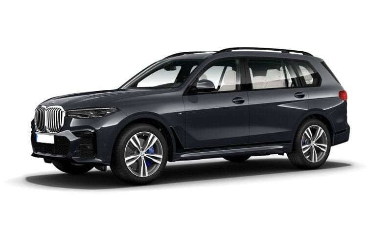 BMW X7 SUV 5 Door M50d 6Seat